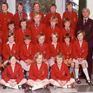 Pupils from 1970s