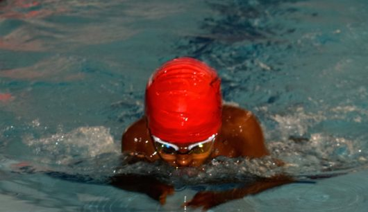 Victory Again for the Froebelian Swim Team