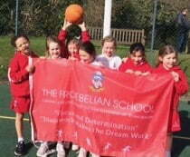 U8 Froebelian Netball Success
