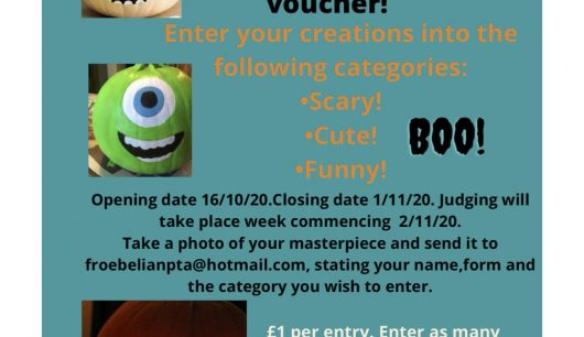 FPTA Pumpkin and Photography Competitions